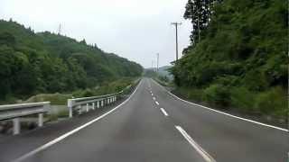 桧山峠(三重県道 112号・磯部浜島線)
