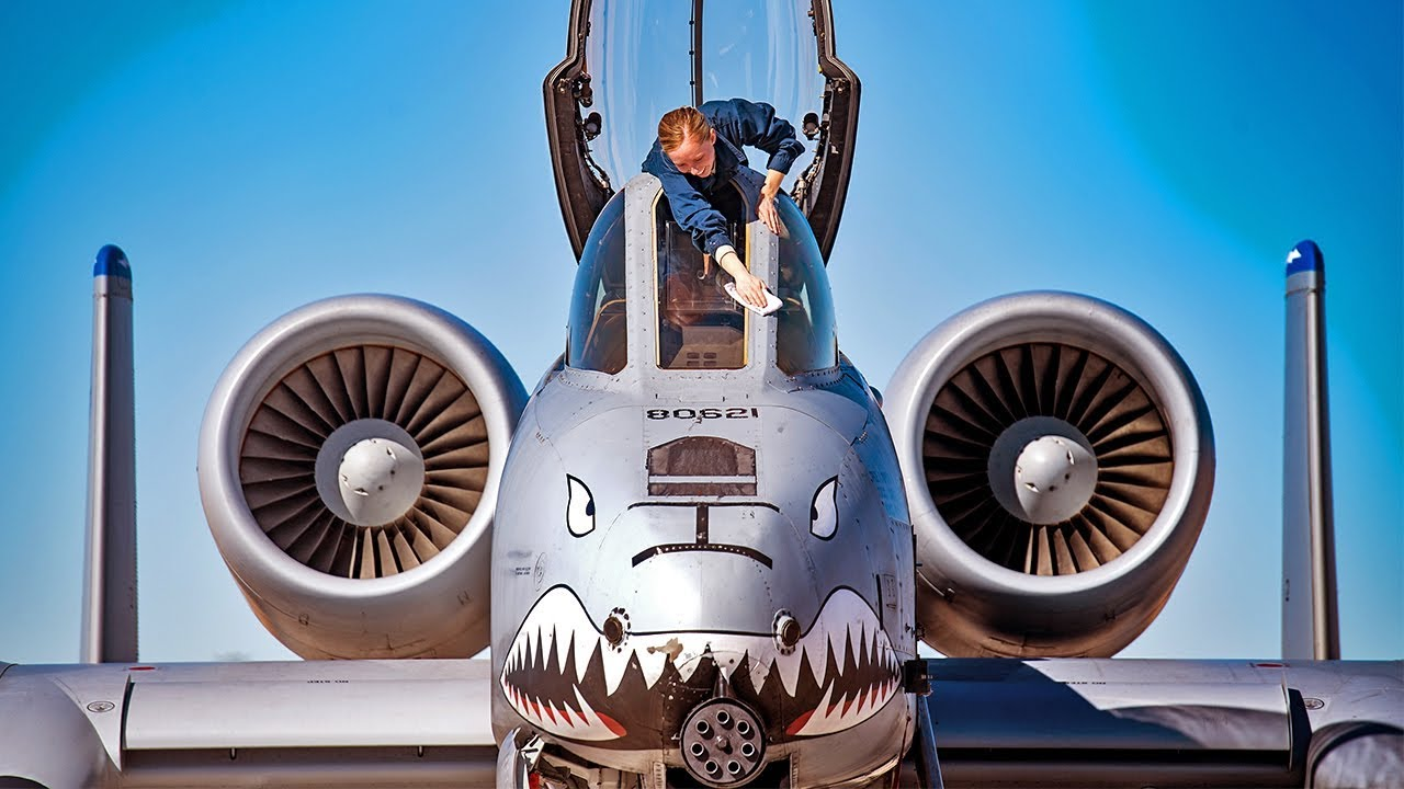 This is why A-10 Warthog is America's Best Made Military Weapon Ever