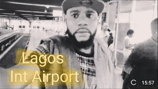 My Arrival In Lagos NIGERIA and What I saw (MURTALA INT AIRPORT)