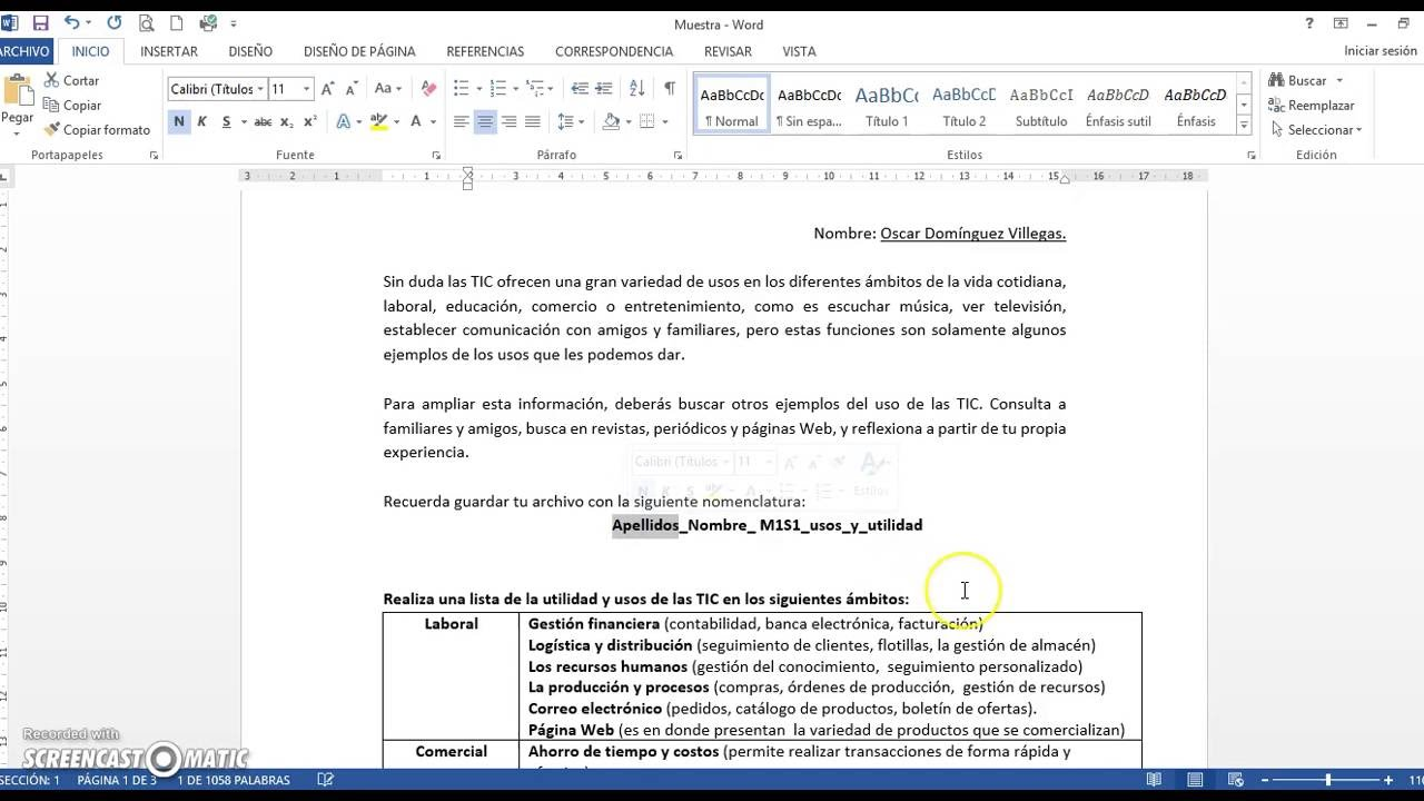 Atractivo Copiar Pegar Muestra Reanudar Modelo - Ejemplo De ...