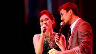 Please be careful with my heart - Sarah Geronimo ft Christian Bautista Record Breaker Baguio City