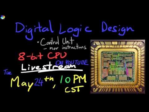 CPU Design Digital Logic - Stream 4
