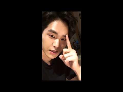 [ENG SUB] 171013 Lee Howon IG Live Mp3