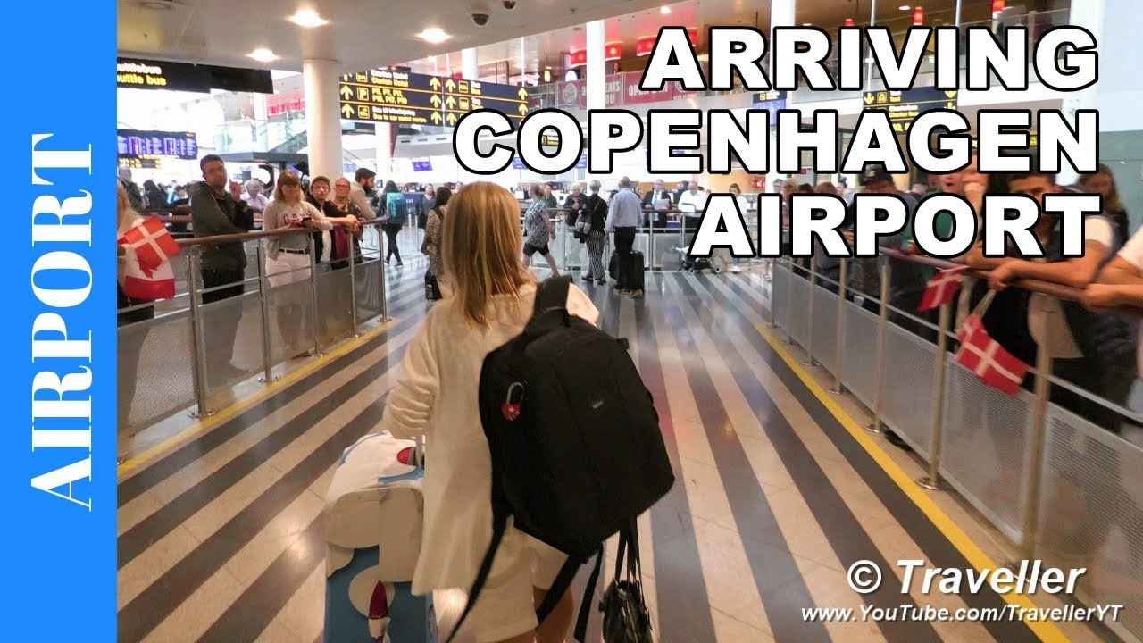 Lufthavn shop kastrup Copenhagen CPH