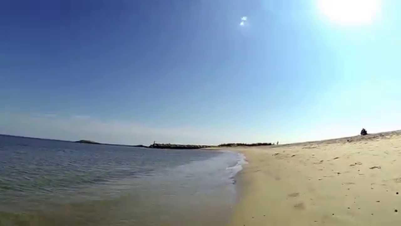 Mystic Ocean Beach New London Ct Usa