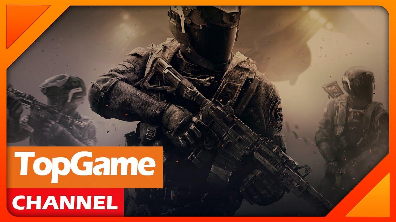 [Topgame] Top 7 game bắn súng FPS góc nhìn thứ nhất hay 2016-2017 | PS4-Xbox One-PC