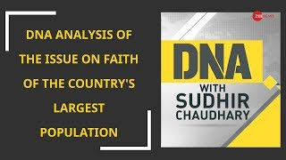 DNA Analysis of the issue related to the faith of the country's largest population
