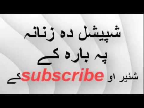 pashto bayan maulana bijligar sahab funny bayan for women پشتو بیان دہ خزو  بارہ کے مولانا بجلی گھر thumbnail