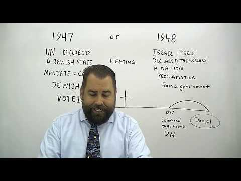 When Did Israel Start: 1947 or 1948?