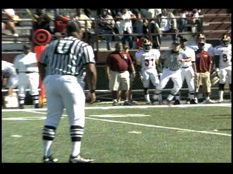 Inside The Game: Bethune-Cookman Vs. NC Central (Show #8 10/28/10)