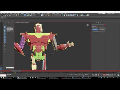 Asset Design Animation 3 Rig Weighting Basic Animation Creating Substance Materials