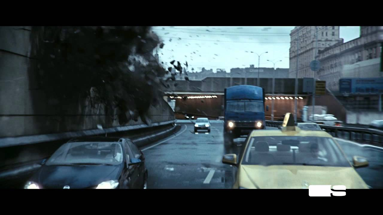Download A Good Day To Die Hard - SSVFX Taxi Flip Demo