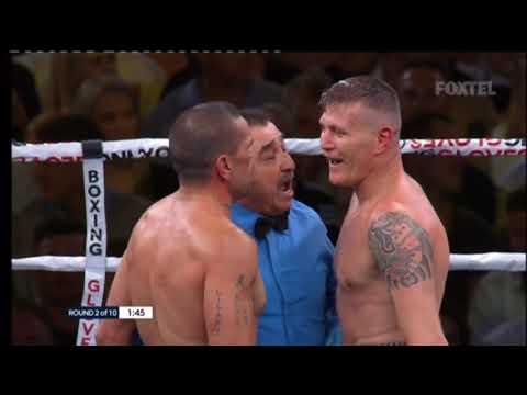 20170203 - Fight 41 - Anthony Mundine Vs Danny Green