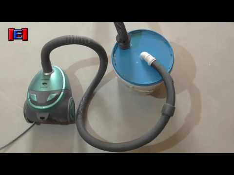 How to make a cyclone dust collector for a vacuum cleaner very quickly