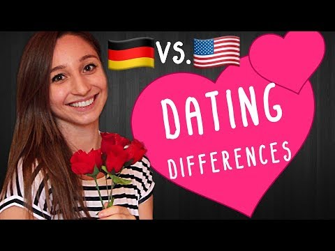 dating in germany vs usa