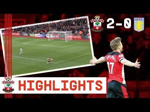 HIGHLIGHTS: Southampton 2-0 Aston Villa | Premier League