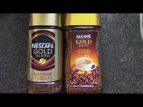 Aldi Coffee REVIEW