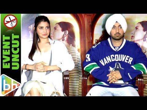 anushka-sharma-|-diljit-dosanjh-|-full-interview-|-phillauri-press-conference