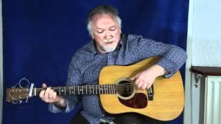 Big Road Blues - Mike C. Martin