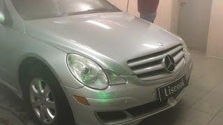 Тест авто драйв Mercedes-Benz R 350 W 251