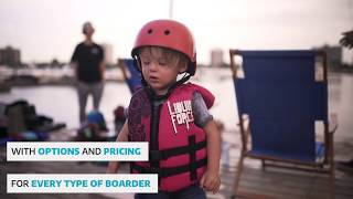 Boarder Pass Wakeboard Parks - Promo Video