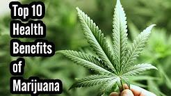 Top 10 Health Benefits of Marijuana