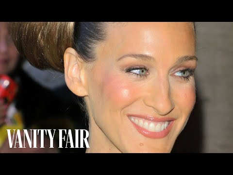 Sarah Jessica Parker - Inside Her Unique Fashion & Style on Vanity Fair Hollywood Style Star