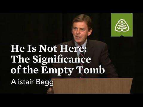 Alistair Begg: He