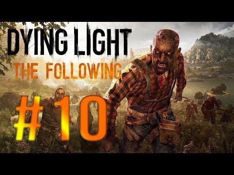 Dying Light: The Following (10.díl): Vojenský konvoj | CZ Lets Play / Gameplay | [1080p] HD
