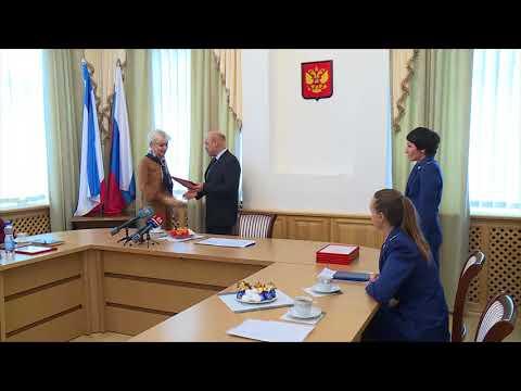 Состоялась встреча прокурора республики Олега Камшилова с журналистами