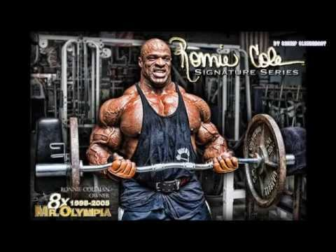 Workout Ronnie Coleman - Spe$h- Hard Work (Motivating Music)