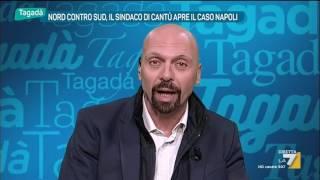 Sindaco di Cantù: 'Non sono razzista ma Napoli è una città distrutta' thumbnail