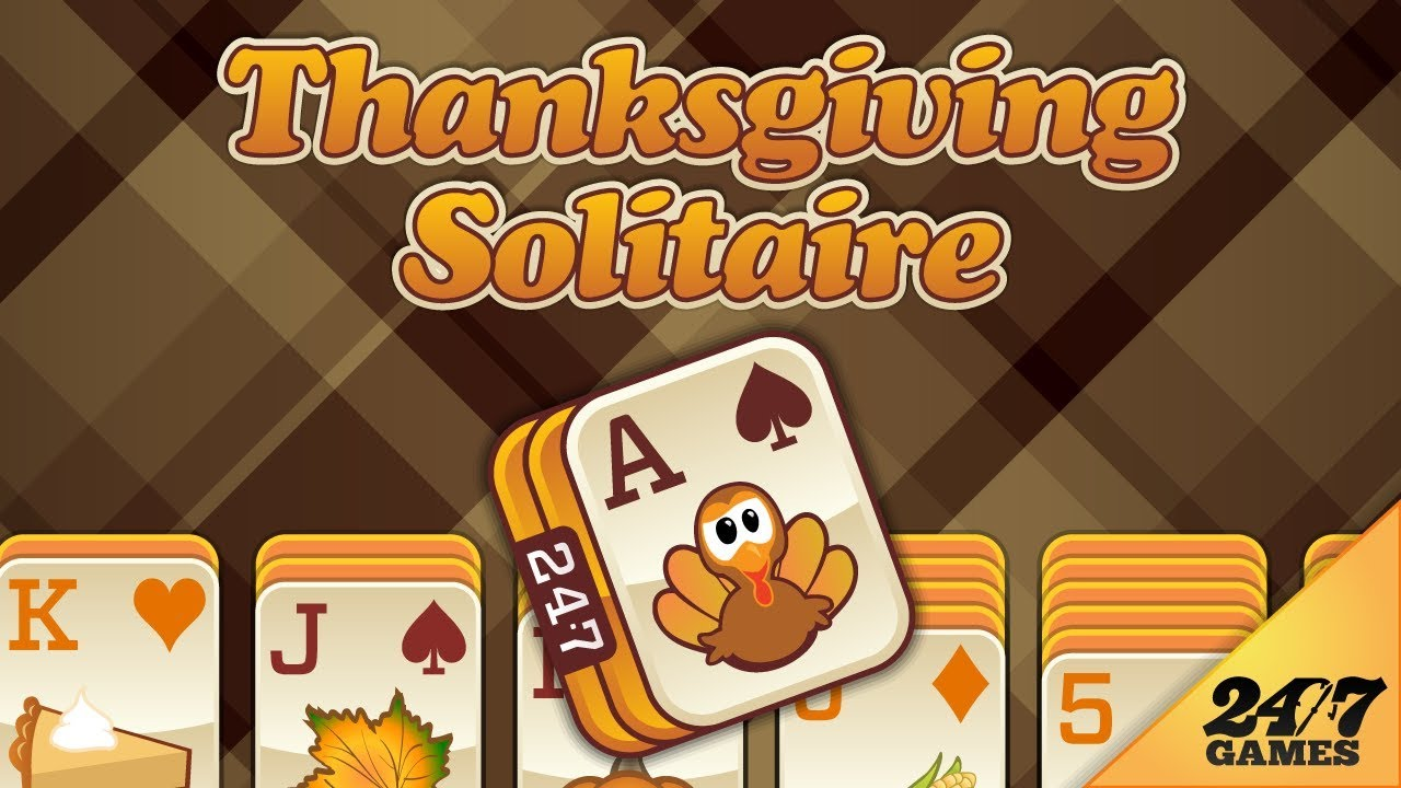 Thanksgiving Solitaire - BX