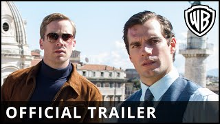 The Man From U.N.C.L.E. – Trailer – Official Warner Bros. Thumb