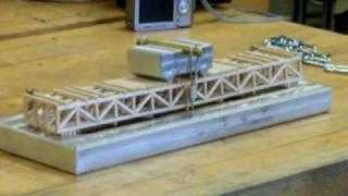 Balsa Wood Bridge Gw