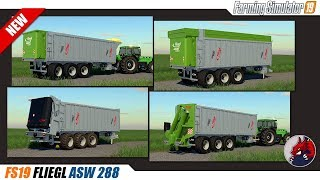 "[""BEAST"", ""Simulators"", ""Review"", ""FarmingSimulator19"", ""FS19"", ""FS19ModReview"", ""FS19ModsReview"", ""fs19 mods"", ""fs19 trailers"", ""FLIEGL ASW 288""]"