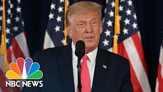 President Trump Signs Executive Orders For Coronavirus Economic Relief | NBC News