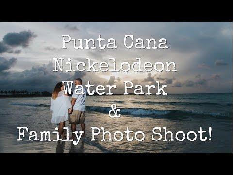 Punta Cana - Nickelodeon Water Park & Macao Beach Photo Shoot - Day 3