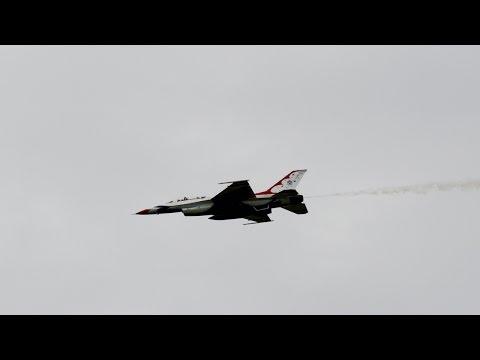 2015 Thunder of Niagara Airshow: Friday Arrivals & Demonstrations