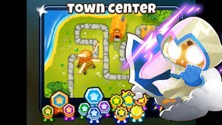 Town Center CHIMPS
