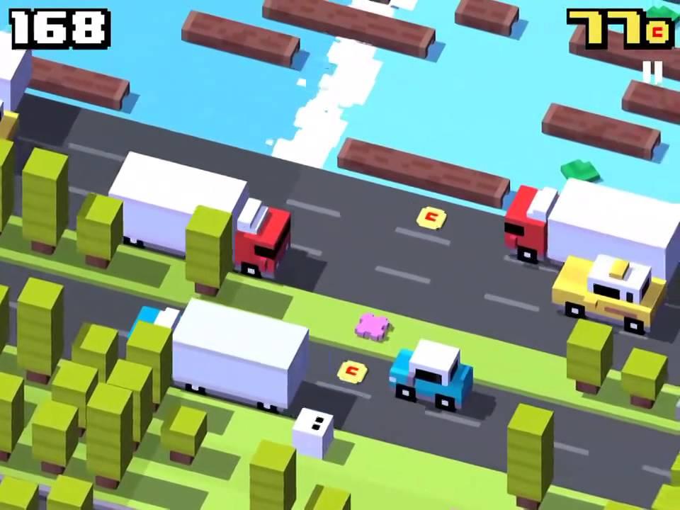 Crossy Road - Epic Run! - YouTube