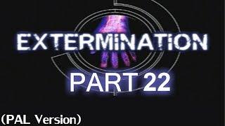 Extermination PS2 Part 22: Train Wreck