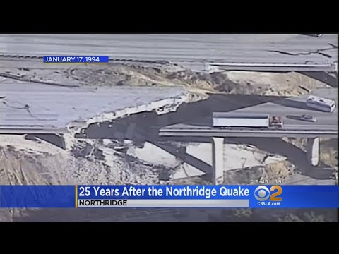 25 Years After The Northridge Quake