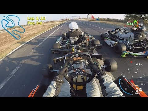 Dallas Karting Complex >> Ep. 4 - LO206 Kart Race at Dallas Karting Complex ...