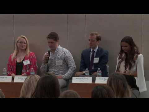 Careers in Fashion: A New Look at the Industry Panel