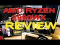 AMD Ryzen 2990WX Review and Build with a Titan V! - CB - 3dmark - XMR Cryptocurrency performance