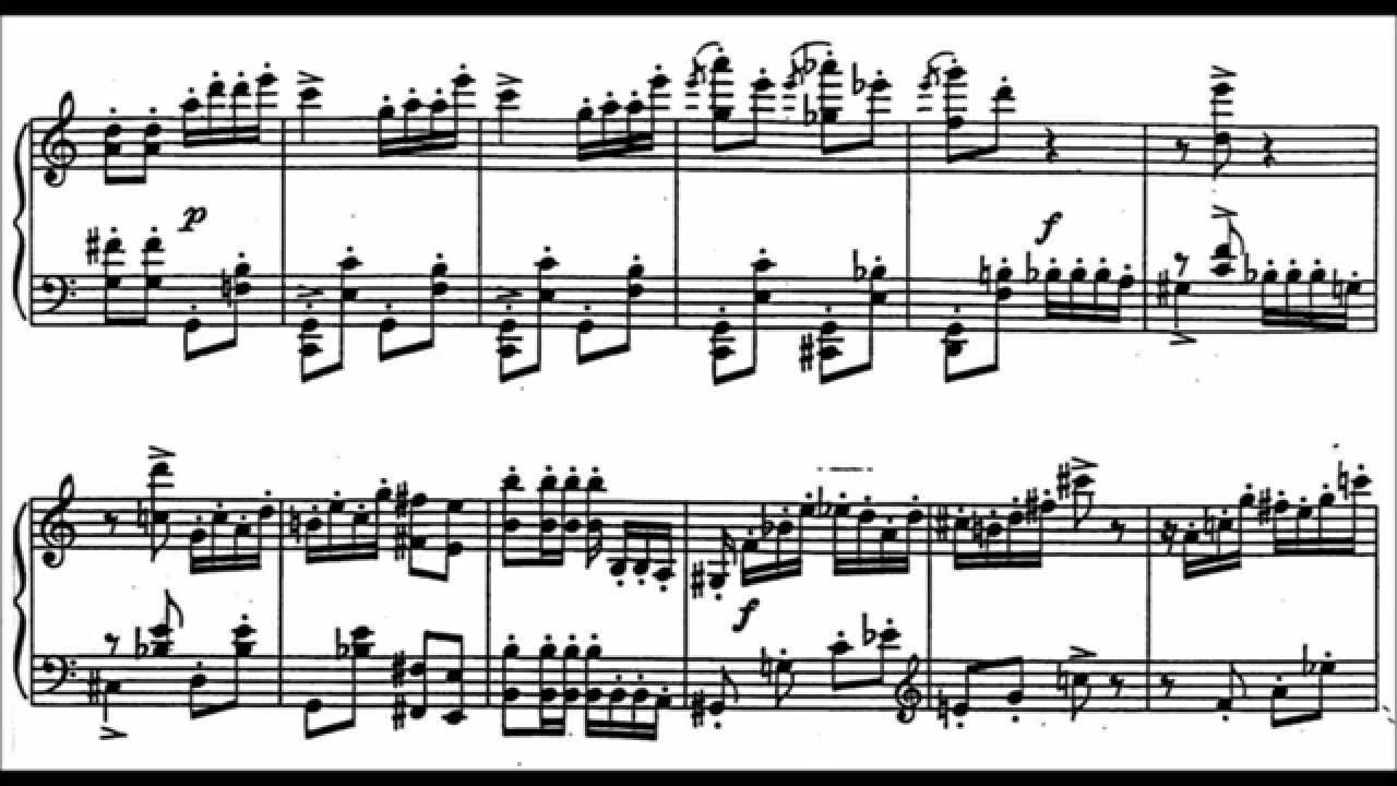 Dmitri Shostakovich - Polka, from