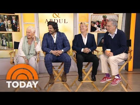 Judi Dench And Other Stars Talk About New Film 'Victoria And Abdul' | TODAY