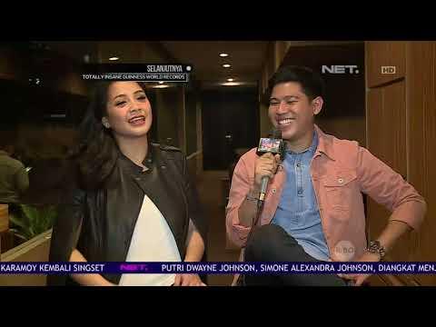 Nino & Nagita Slavina Rilis Single Kolaborasi Berjudul ' Benar Nyata'