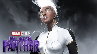 BREAKING! JANELLE MONAE TO PLAY STORM IN BLACK PANTHER 2?